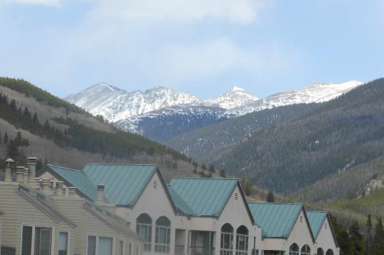 Keystone Lodge & Spa: Snowy Peaks View from the Conference Room