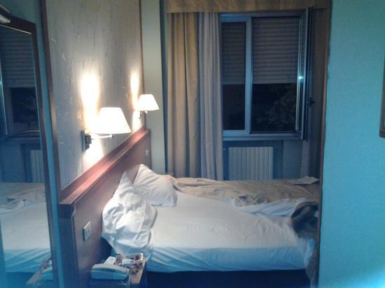 Eco-Hotel La Residenza: twin room