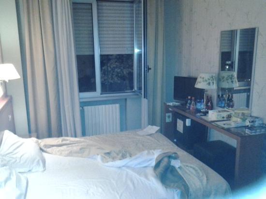 Eco-Hotel La Residenza: from the bad