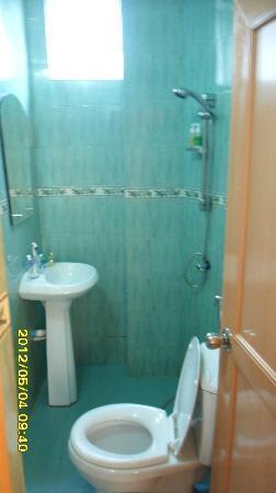 Hotel UI Inn: Toilet