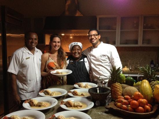HOTEL LM: Cocina