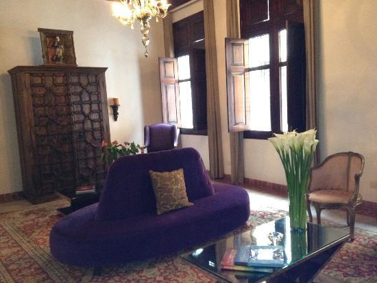 HOTEL LM: Sala