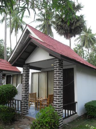 Klong Khong Beach Resort: Our little bungalow