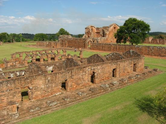 La Santísima Trinidad de Paraná: Vista desde el campanario 2