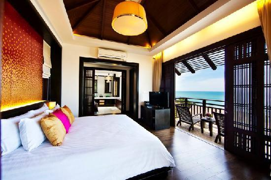 Bhundhari Spa Resort & Villas Samui: Delux Room