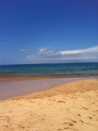 Wailea Beach: very peaceful