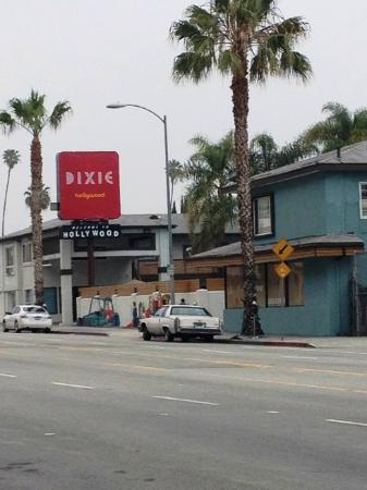 Motel  Los Angeles Ca