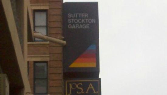 Worldmark San Francisco: Sutter Stockton Garage