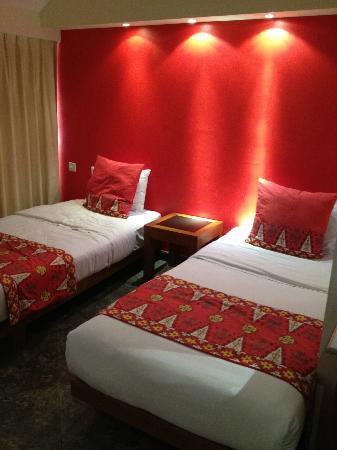 Club Med Bali: room