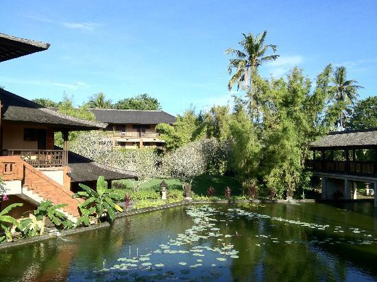 Club Med Bali: hotel area