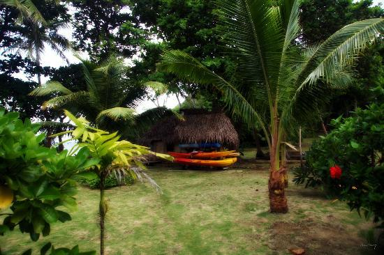 Oneta Resort: Kayaking