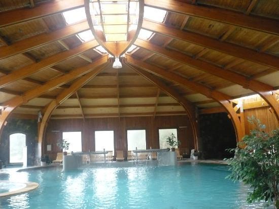 Malalcahuello Thermal Hotel & Spa: Piscinas termales