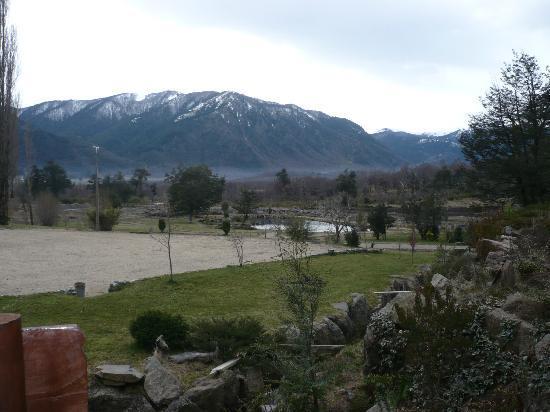 Malalcahuello Thermal Hotel & Spa: Jardines