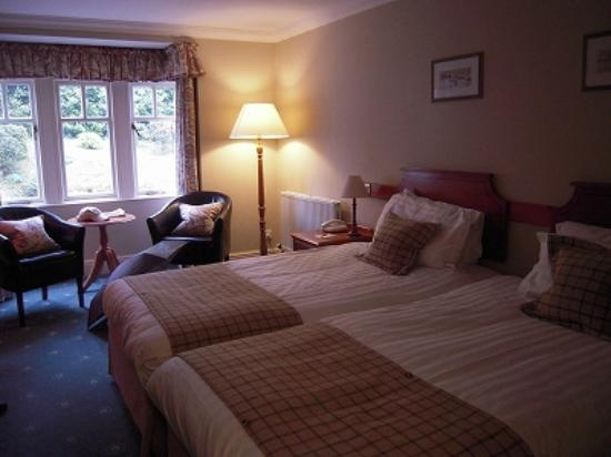 Lindeth Howe Country House Hotel: room