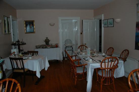 Abbey House B&B: Breakfast Room