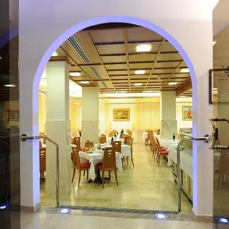 Hotel Adler: sala da pranzo