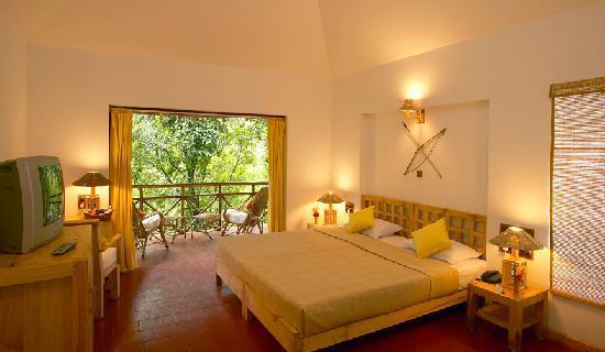 Kurumba Village Resort: cottage