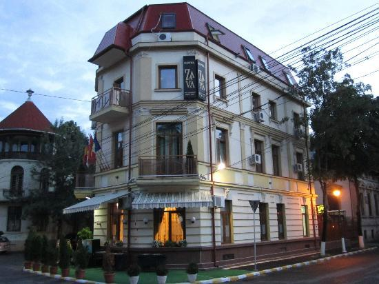 Zava Boutique Hotel: Außenansicht