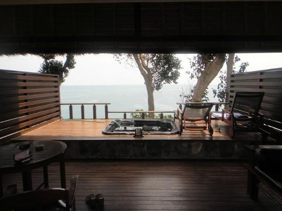 Banyan Tree Bintan: Zimmer mit Aussicht