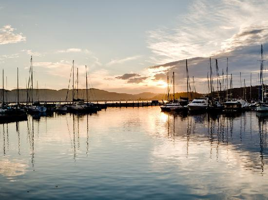 Protea Hotel by Marriott Knysna Quays: Harbour View