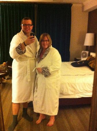 Kimpton Robes Picture Of Grand Hotel Minneapolis