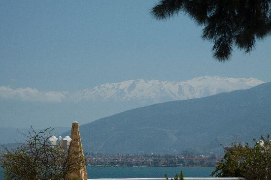 Letoonia Club & Hotel : View from Dolphin beach