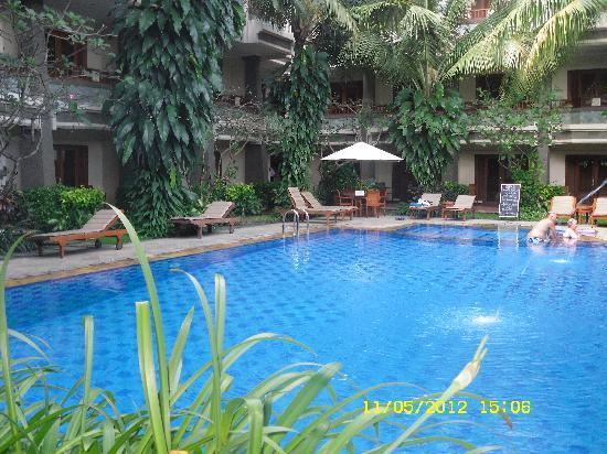 The Vira Bali Hotel: The pool