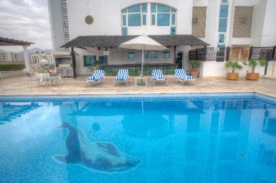 Al Diar Siji Hotel: Swimming Pool