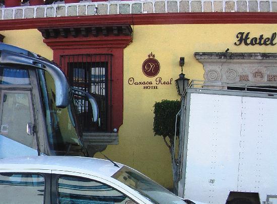 Hotel Oaxaca Real: oaxaca real hotel