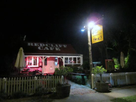Redcliff Restaurant & Bar: Redcliff Cafe