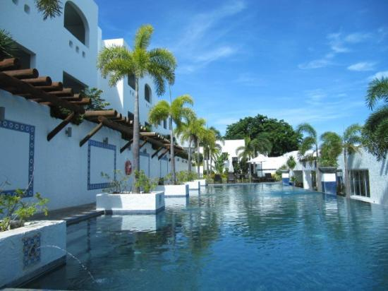 Bellarocca Island Resort and Spa : Lap Pool