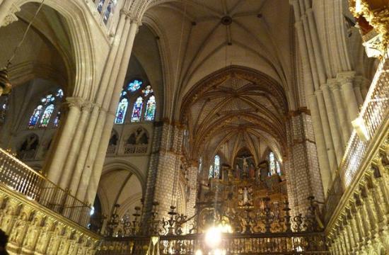Resultado de imagen de catedral de toledo interior