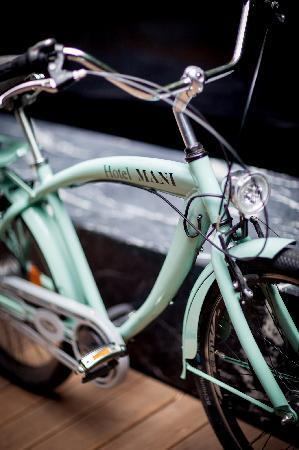 Hotel MANI: Fahrrad_Verleih