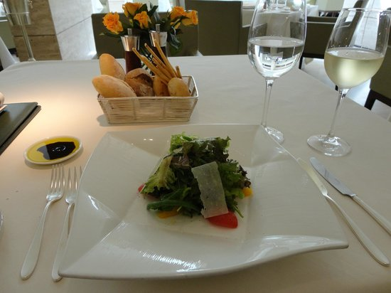 Good quality hotel restaurant - Review of Travertino, New