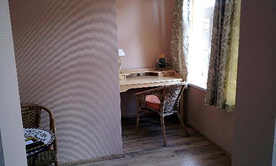Hotel Restaurant Zum Alten Schifferhaus: das kleine Nebenzimmer