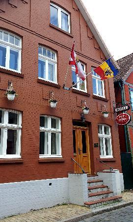 Hotel Restaurant Zum Alten Schifferhaus: das Nebengebäude