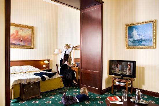 Hotel Ayvazovsky: suite
