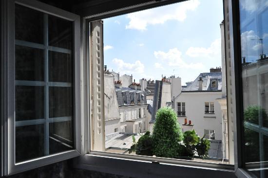 Hotel Bersoly's Saint Germain: View