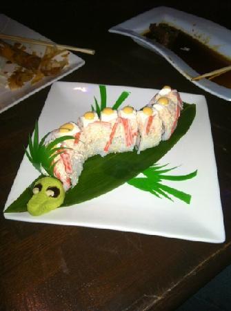 Tsunami Japanese Restaurant: GMC