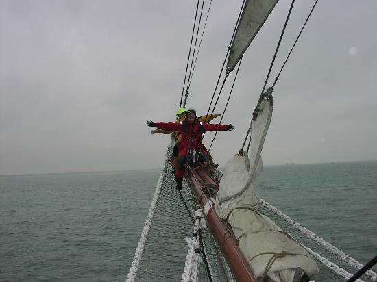 Tall Ship Experience