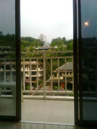 Platinum Hotel: Balcony