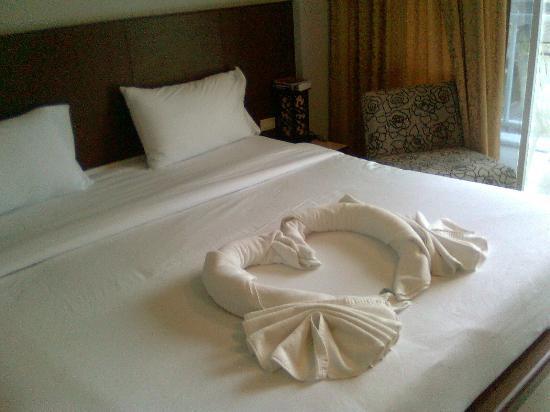 Platinum Hotel: My room
