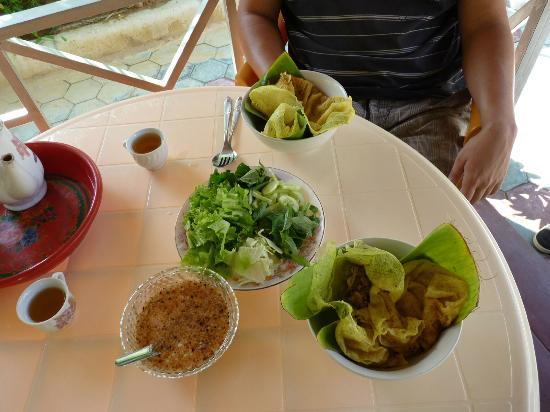 Battambang My Homestay: Breakfast