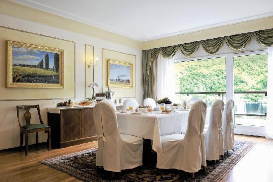 hotel royal suite - swiss diamond hotel lugano