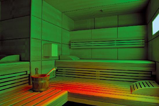 hotel sauna - swiss diamond hotel lugano