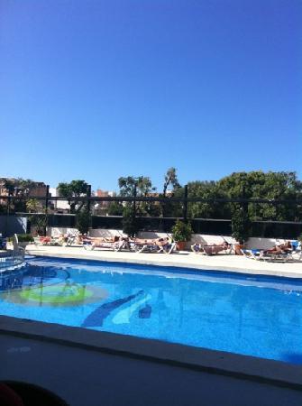 Hotel Mariant: pool