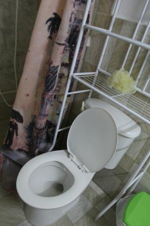 Casa Ana Maria: toilet