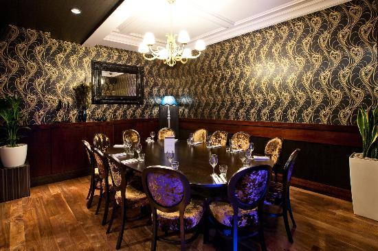 private dining picture of the living room liverpool