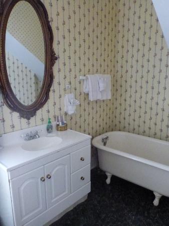 Eva's Escape at the Gardenia Inn : il bagno della nostra camera