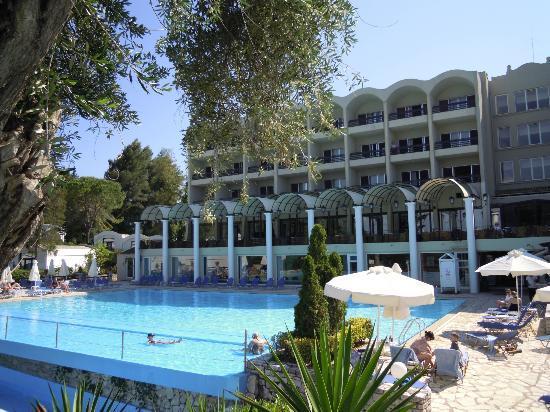 Daphnila Bay Thalasso: The main building